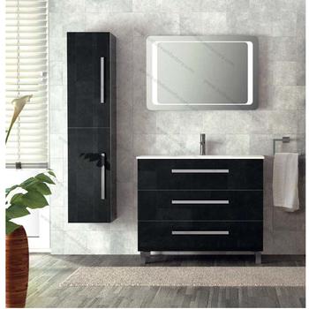 4 Foot European Modern Bathroom Vanity Commercial Bathroom Vanity Units