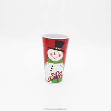 Round Melamine Mug For Kids, Colorful Milk Cup No Handle