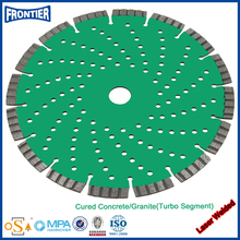 New coming hot-sale concrete cut off saw blade