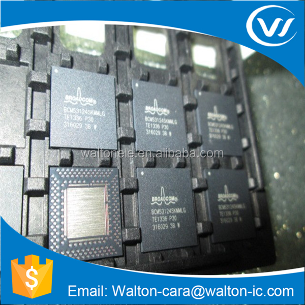 (Hot stock) electronics component ic chips BCM53124SKMMLG