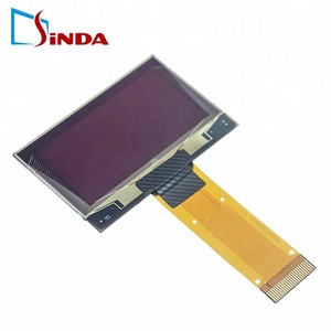 "SINDA 1.54""OLED display module 128*32 mono Oled lcd screen for sports watch"