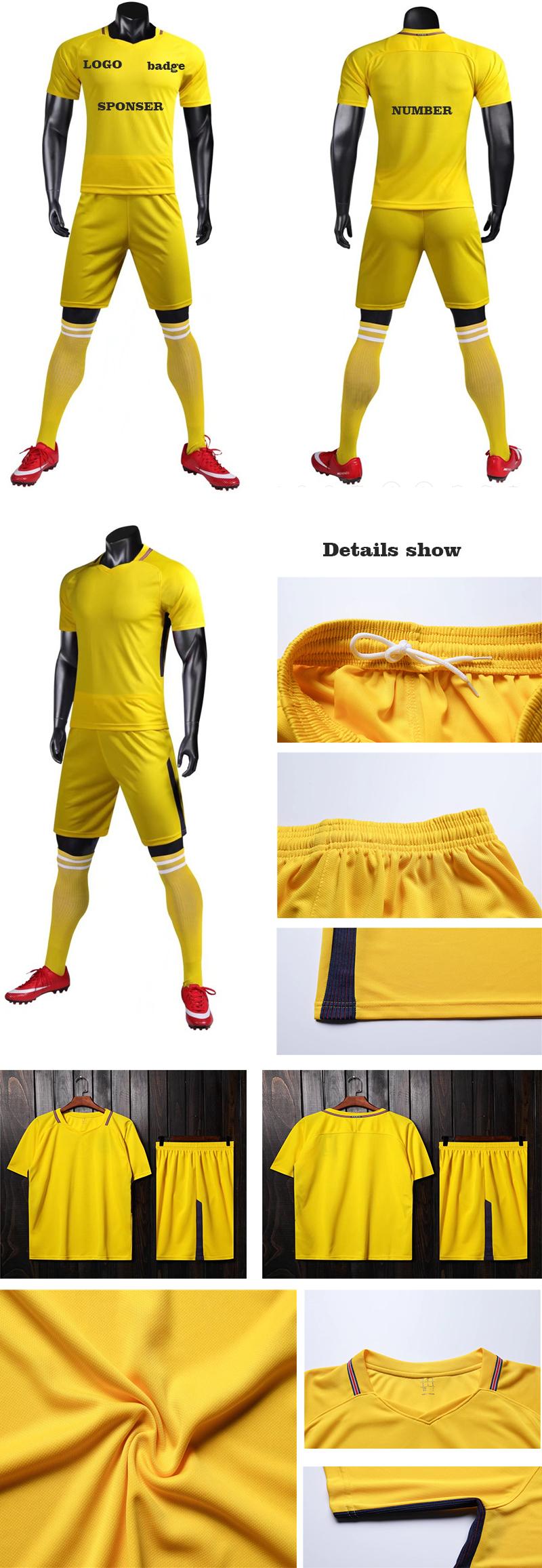 فريق كرة قدم يرتدي اللون الابيض