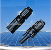 Bluesun cheap price mc4 compatible solar panel cable connector for project