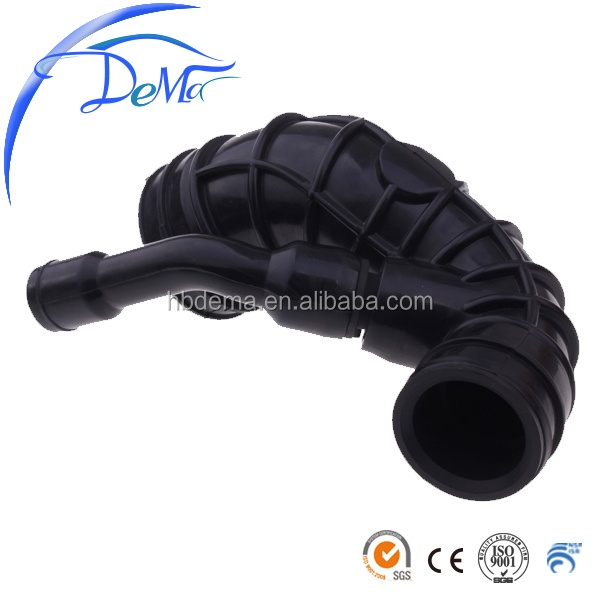 Tri-way moulded braid rubber air filter intake pipe 1434.13 used CITROEN C3 Pluriel (HB_) 1.4 HDi
