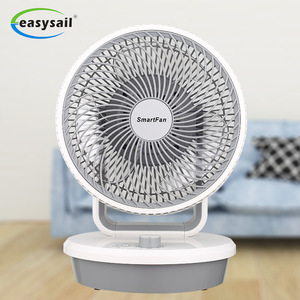 220V 50W portable air circulating fan mini brands electric fan with 4 shifts of speed