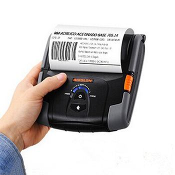 Portable Mobile Android Ios Bluetooth 100mm Thermal Ticket Printer Spp-r400  - Buy Mobile Printer,Thermal Printer Bluetooth,Android Portable Printer