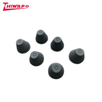 Anti-skidding Rubber Bumper Pad Stopper/Waterproof Silicone Rubber Stopper Plug/Custom Silicone Hole Plug