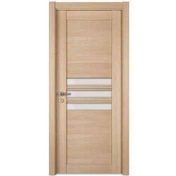 Melamine Finish Exotic Swing Modern Interior Wood Doors