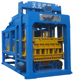 Biggest capacity QT18-20 automatic hourdis block bloc making machine