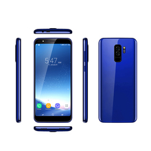 1,4 GHz Quad Core mtk chipsatz android <span class=keywords><strong>Smartphone</strong></span> mit android V8.1 unterstützung fingerprint große batterie