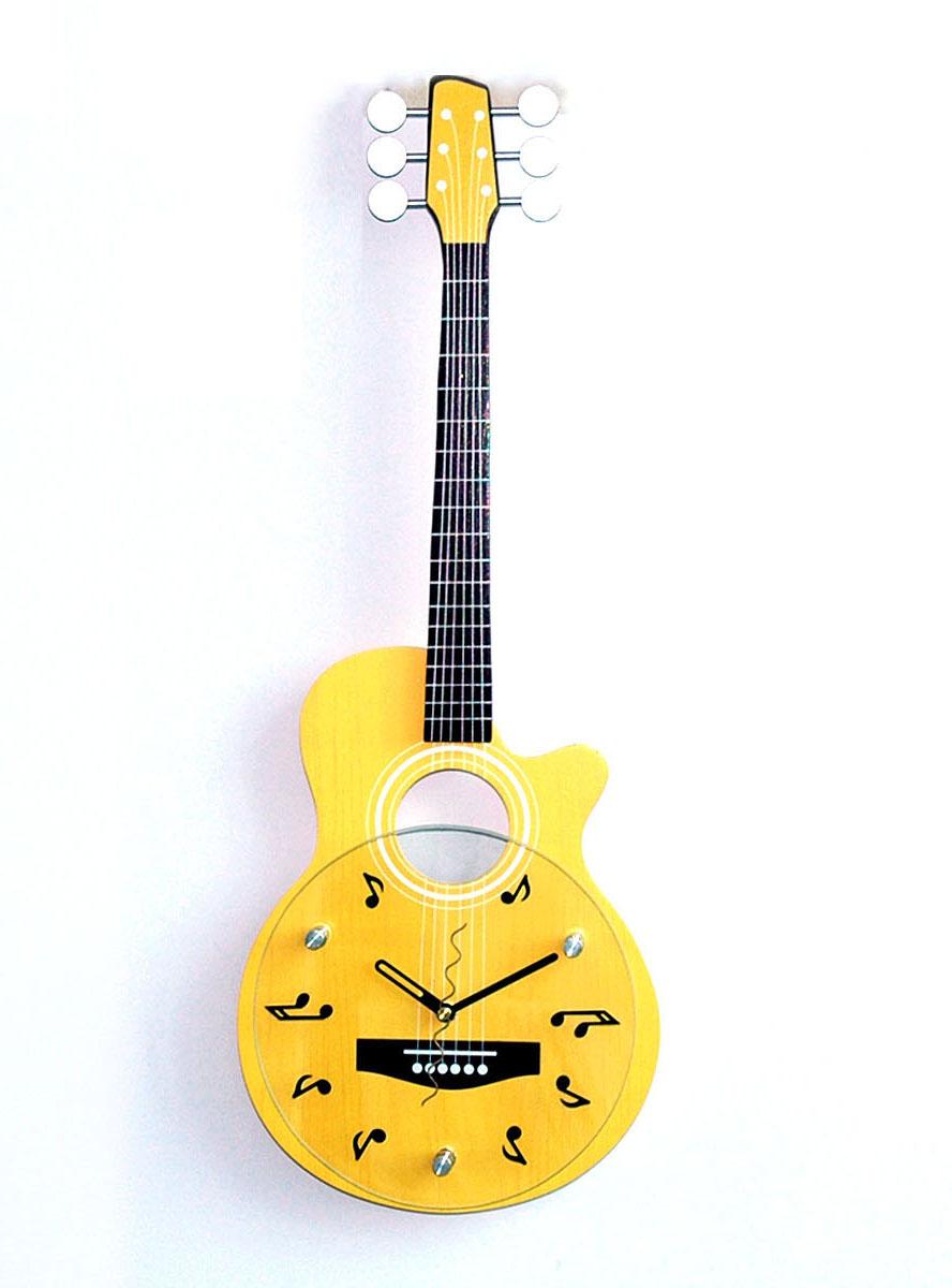 Decorative Guitar Wall Clock, Decorative Guitar Wall Clock ...