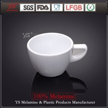 Guangzhou professional imitation ceramics turkish coffee cups and saucer