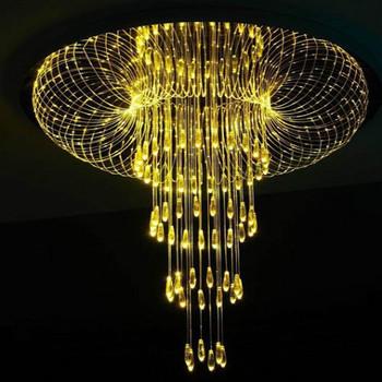 K9 crystal chandelier fiber optic lighting for kids wedding party k9 crystal chandelier fiber optic lighting for kids wedding party hall hotel decorative lighting aloadofball Images