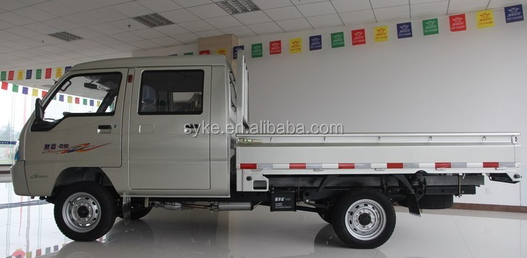 500kg 800kg T-king 4x2 Cheap diesel mini light truck