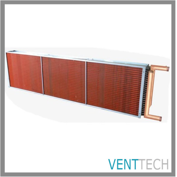 Hot high quality parallel flow condenser