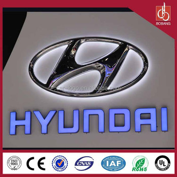 Illuminated Custom Made Led Logo Sign And Led Backlit Logo Sign ...