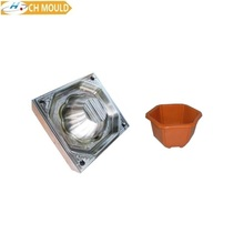 Nice design from China Taizhou flower pot mould maker