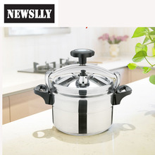 Fashionable simple design high power majestic big pressure cooker electrical stainless steel pressure cooker