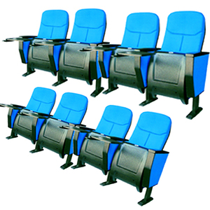 KB-8006 Comfortable antique portable theater seating auditorium chair, cinema chair, comfort chair