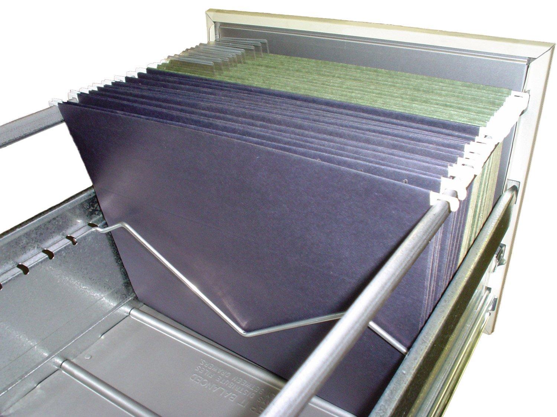 Staples Optional File Follower for Vertical File Cabinets, Letter