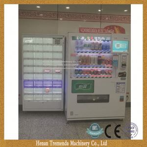most popular automatic condom vending machine in China
