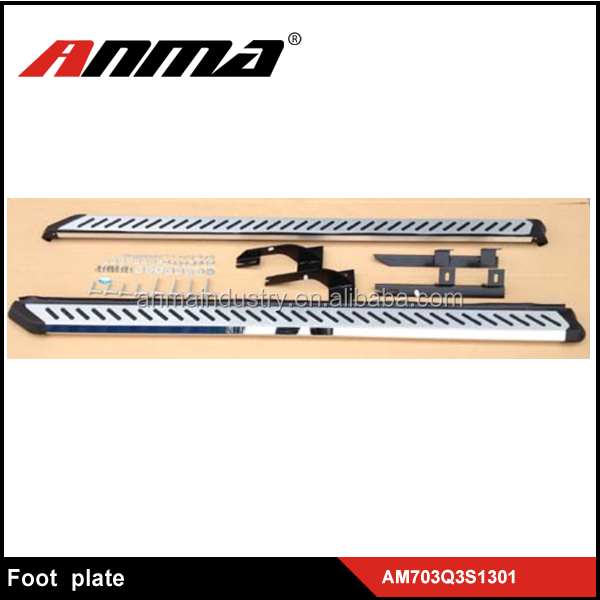 hot sale high quality running board / truck side step