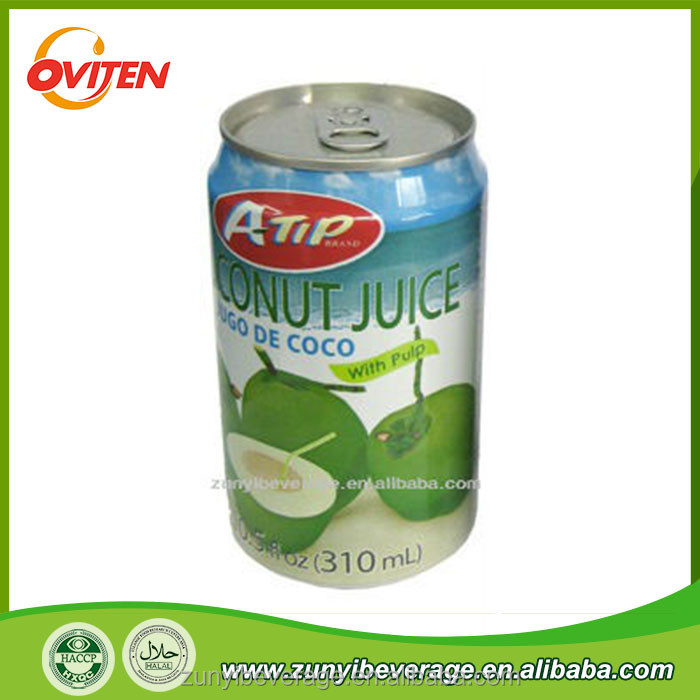 Wholesale Famous Brand natural fresh coconut water thailand