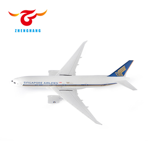 wholesale fine model aircraft home decor made in china with low price