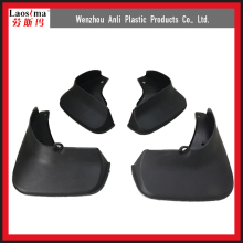 Plastic Material Car parts fender flares car mud flap in fenders for Toyota Reiz