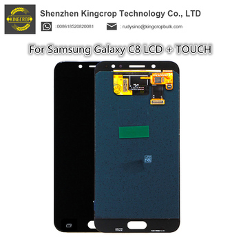 f9cb11a869aa5c For Samsung Galaxy C7 2017 C710F/DS C7100 C8 J7+ LCD Display Touch Screen  Panel
