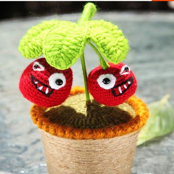 Crochet Dolphin-Rider Zombie plants vs zombies | Crochet animal ... | 350x350
