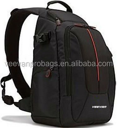 Large capacity durable camera bag