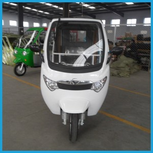 New brand car model three wheeler
