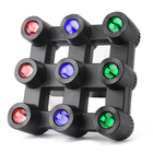 Hot selling DMX control 9x40W RGBW 4in1 led beam matrix blinder light dj light
