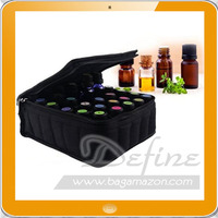 Portable Velvet Essential Oil Carrying Case Wholesale