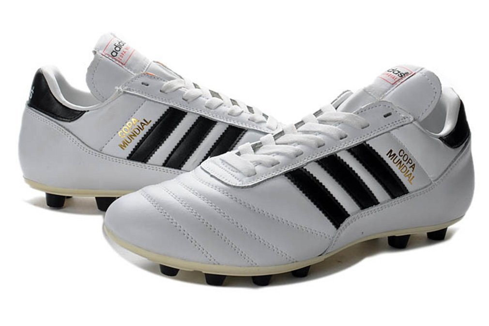 Get Quotations · AFSISE0L Mens Copa Mundial FG-White Made in Germany  Football Shoes Soccer Boots 287f6c781ada3