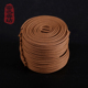 natural sandalwood,aloeswood/oud wood coil incense