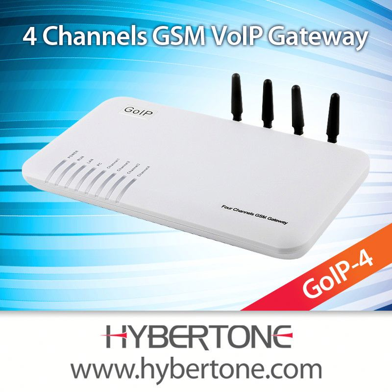 GoIP-4 goip 4 for ippbx system