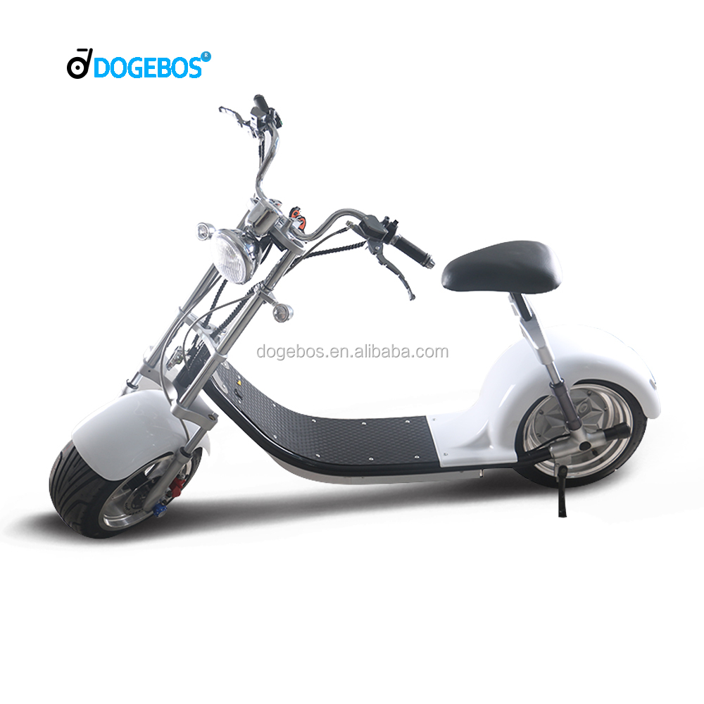 SC14 EEC/COC/CE EUROPE Citycoco 1000w 1200w 1500w 2000w city coco electric scooter, Black white blue red golden