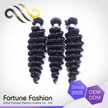 Hair Sewing Machine One Tone Deep Wave 100% Virgin Raw Cheap Top Grade 7A High Quality Virgin Indian Hair