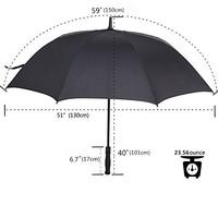 Top Quality fashion Promotional parapluie golf