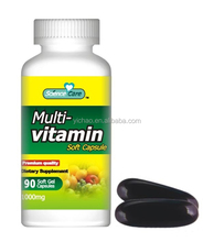 1000mg DAILY Multivitamin mineral soft capsule