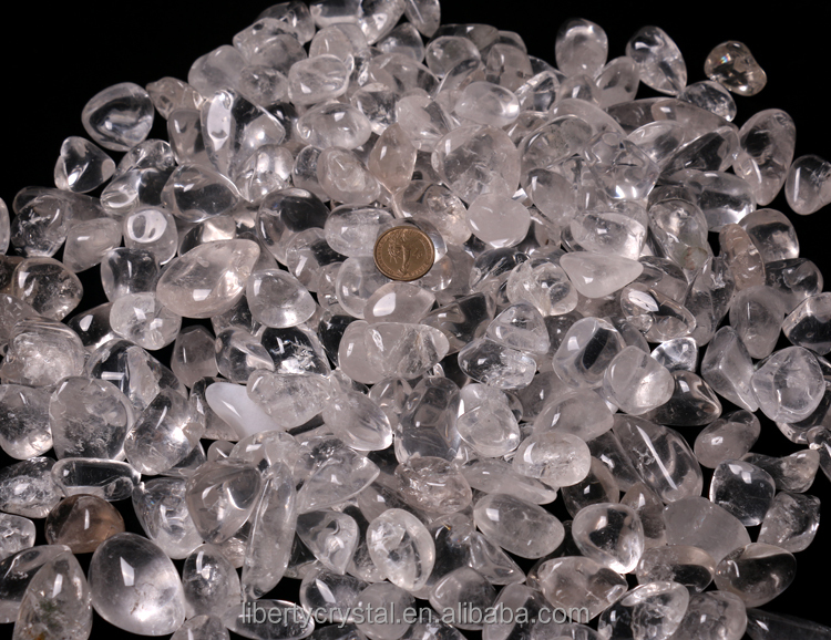 Strict 5 Kg Natural Clear Quartz Crystal Points Original Brazil,wholesales Price Free Shipping Ornaments