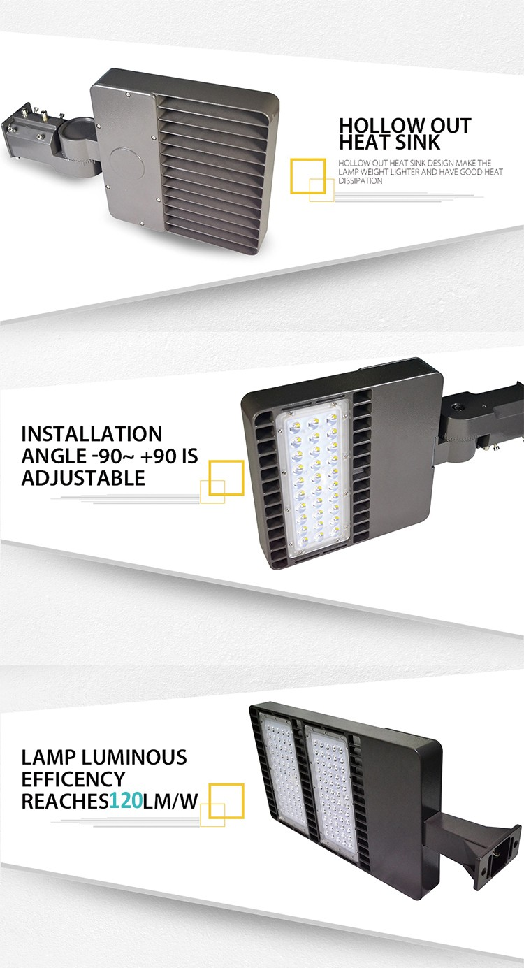 Hot-selling Led Parking Lot Light Led Area Light From Yaorong With ...