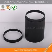Fancy customer matte black cardboard match packaging box gift box wholesale
