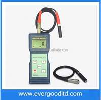 Digital Paint Coating Thickness Test Coating Thickness Meter Gauge ...