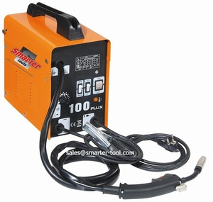 CE Approved OEM Acceptable Gasless Flux Mini MIG Welder / Mini MIG Welding Machine