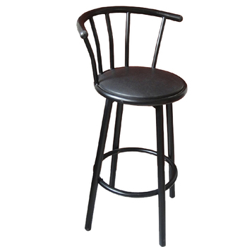 #200 Chrome Bar Stool High Chair