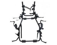 Universal Car Rear Hitch Bike Carrier Aluminium Alloy Material Bicycle Rack Auto Accessories Factory