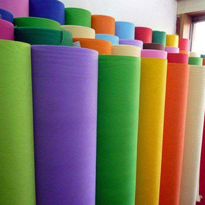 Any Color non woven material With Factory high Quality